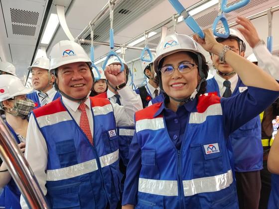 TPHCM ra mắt đoàn tàu metro số 1 ảnh 4