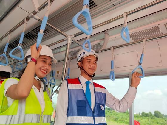 TPHCM ra mắt đoàn tàu metro số 1 ảnh 6
