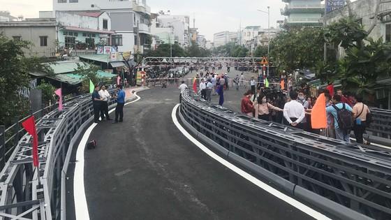 Thông xe cầu thép An Phú Đông, quận 12   ảnh 2