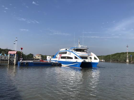 Cần Giờ: Mở thí điểm hoạt động du lịch đường thủy Cần Giờ ảnh 1