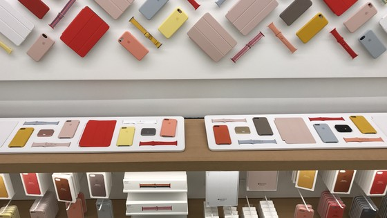 Sang trọng và gần gũi ở cửa hàng chính hãng Apple ảnh 3