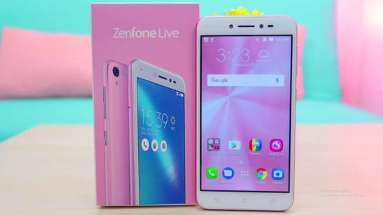 ZenFone Live  còn 2,49 triệu đồng ảnh 1