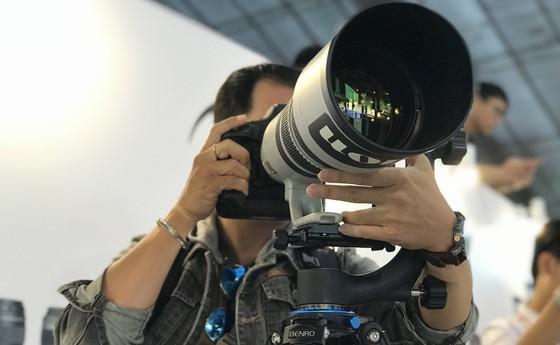 Sắc màu công nghệ Canon EXPO 2017  ảnh 2