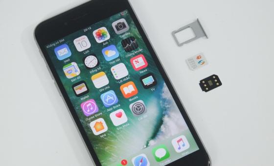 SIM ghép V2 lại bị khóa, người dùng iPhone Lock nên làm gì? ảnh 1