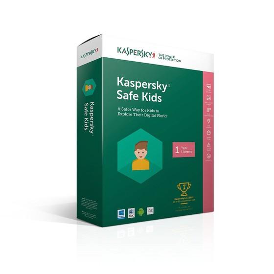 Thiết thực với Kaspersky Safe Kids ảnh 1