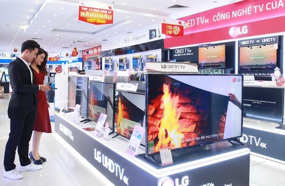 LG đưa ra thị trường 30 mẫu TV 4K  ảnh 1