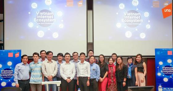 VNG kết nối với giới tri thức công nghệ Singapore ảnh 1