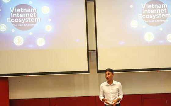 VNG kết nối với giới tri thức công nghệ Singapore ảnh 2