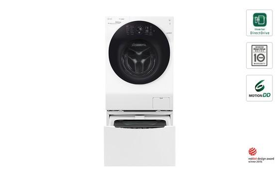 Tất cả máy giặt lồng đôi TWINWash thế hệ mới đã có mặt tại thị trường Việt Nam ảnh 1