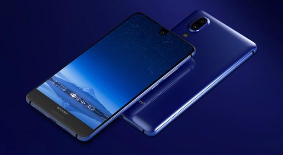 Sharp Mobile Vietnam trở lại với Aquos S2 ảnh 1