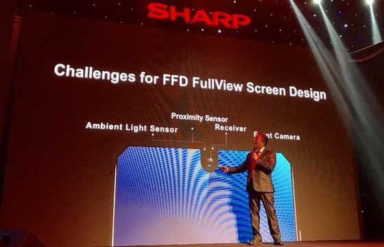 Sharp Mobile Vietnam trở lại với Aquos S2 ảnh 3