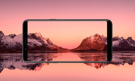 OPPO A83 màn hình tràn giá gần 5 triệu đồng ảnh 3