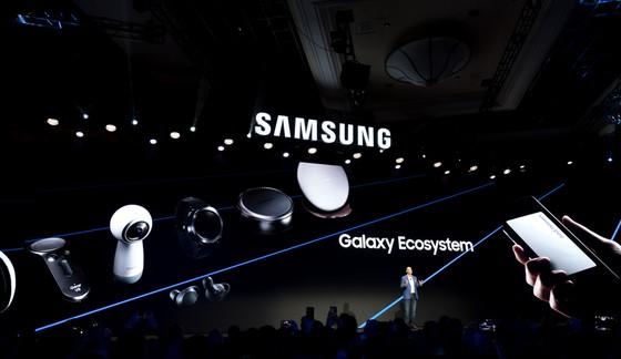 Samsung hiện thực hóa kết nối IoT trong các thiết bị ảnh 1