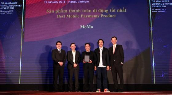 MoMo lần thứ hai nhận giải thưởng ảnh 1