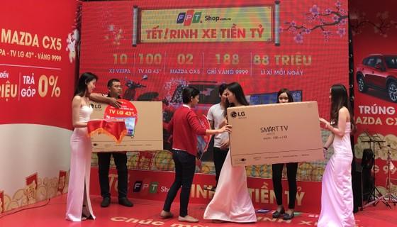 """FPT Shop trao giải """"Rinh xe tiền tỷ"""" ảnh 1"""