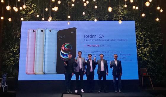 Xiaomi bán Redmi 5A chưa đến 1,8 triệu đồng ảnh 1