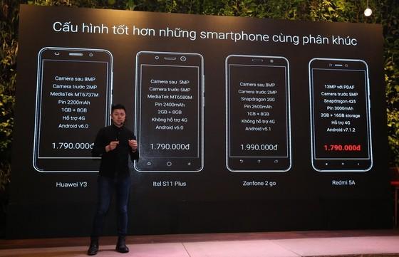 Xiaomi bán Redmi 5A chưa đến 1,8 triệu đồng ảnh 2