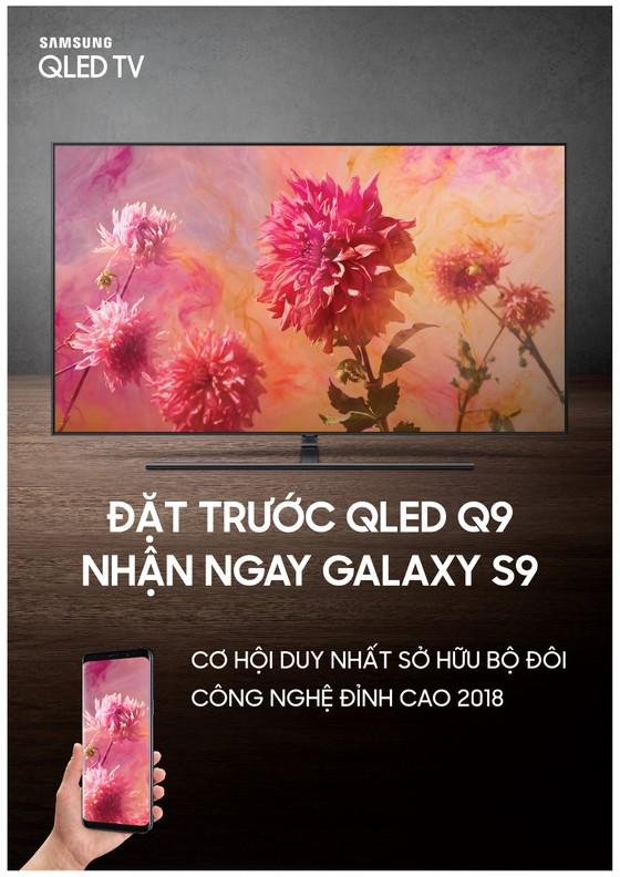 Samsung Vina chính thức ra mắt dòng TV QLED 2018 cao cấp ảnh 1