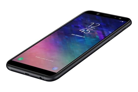 Samsung đã cho đặt trước Galaxy A6/A6+  ảnh 1