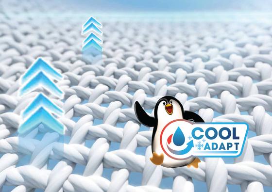 Nệm Liên Á ứng dụng công nghệ CoolAdapt vào sản phẩm mới ảnh 1