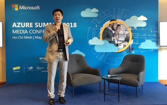 Microsoft Azure hay AI... đã đang ở trước mặt mỗi người ảnh 3