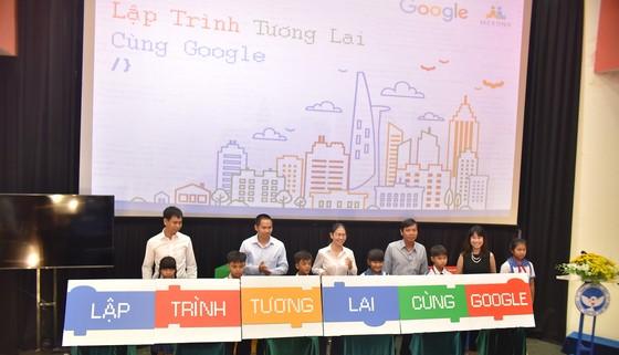 """""""Lập trình Tương lai cùng Google"""" được đưa đến 10 trường tiểu học ảnh 4"""