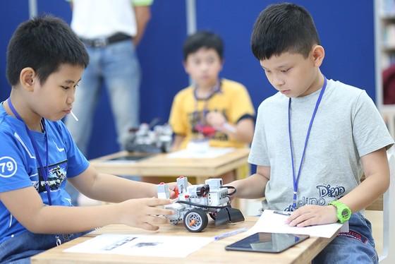 Samsung Vina chính thức ra mắt CLB STEM tại S.hub Kids Đà Nẵng ảnh 1