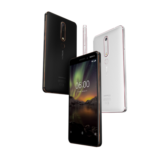 Nokia 7 Plus thắng giải 'Consumer Smartphone of the Year' tại EISA Awards 2018   ảnh 1
