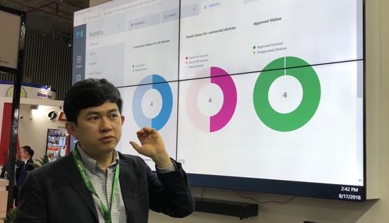 Samsung trình diễn các giải pháp màn hình trình chiếu và kiểm soát an ninh toàn diện cho doanh nghiệp ảnh 2