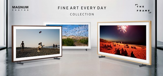 Samsung hợp tác với tổ chức nhiếp ảnh Magnum Photos ảnh 1