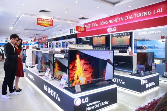 LG đưa hàng loạt sản phẩm thông minh ra thị trường với nhiều ưu đãi ảnh 1