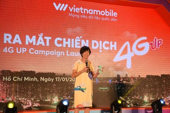 """Vietnamobile lên 4G và ra mắt """"Siêu Thánh UP""""  ảnh 2"""