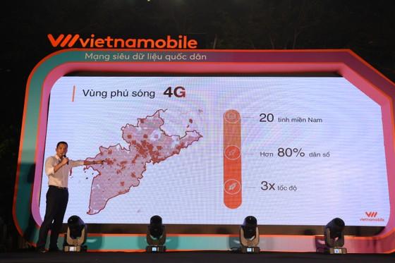 """Vietnamobile lên 4G và ra mắt """"Siêu Thánh UP""""  ảnh 1"""