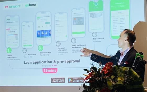 GoBear powered by FE CREDIT, ứng dụng vay tín chấp tiện lợi, hợp pháp ảnh 1