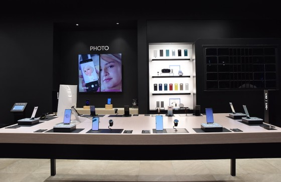 Samsung Showcase, mô hình triển lãm và trải nghiệm công nghệ hiện đại trên thế giới đến Việt Nam ảnh 1