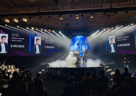 """OPPO F11 Pro và F11 """"Chuẩn thần thái- Sáng chân dung"""" chính thức giới thiệu tại Việt Nam ảnh 6"""