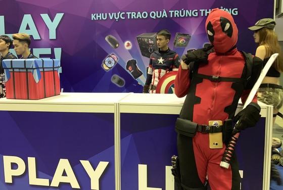 Triển lãm quốc tế VIBA Show - GAMECON 2019 mở cửa tại SECC TPHCM ảnh 1