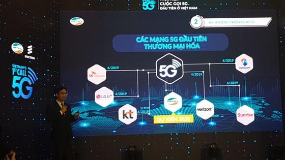 Viettel chính thức kết nối 5G ảnh 2