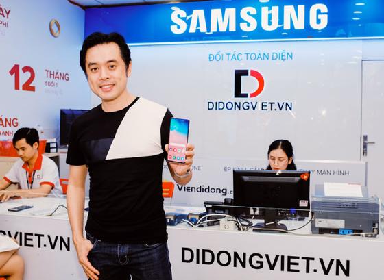 Samsung Galaxy S10/S10+ giảm 4,7 triệu đồng tại Di Động Việt ảnh 1