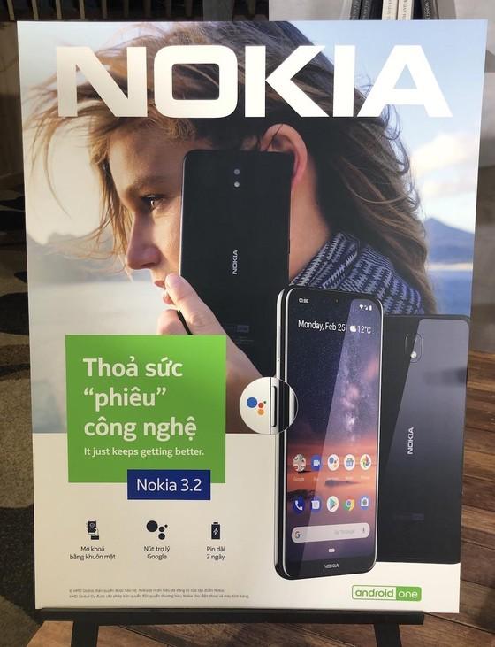Nokia 3.2 với nút Google Assistant riêng biệt ảnh 2