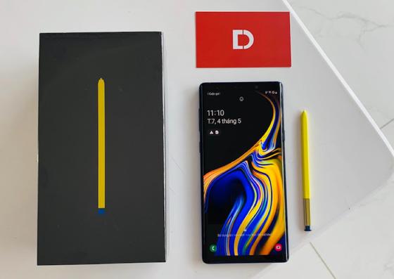 Galaxy Note 9 giảm giá 7 triệu, chỉ còn 15,9 triệu tại Di Động Việt ảnh 1