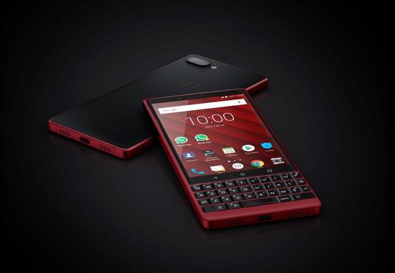 BlackBerry KEY2 Red Edition về Việt Nam với số lượng có hạn ảnh 1