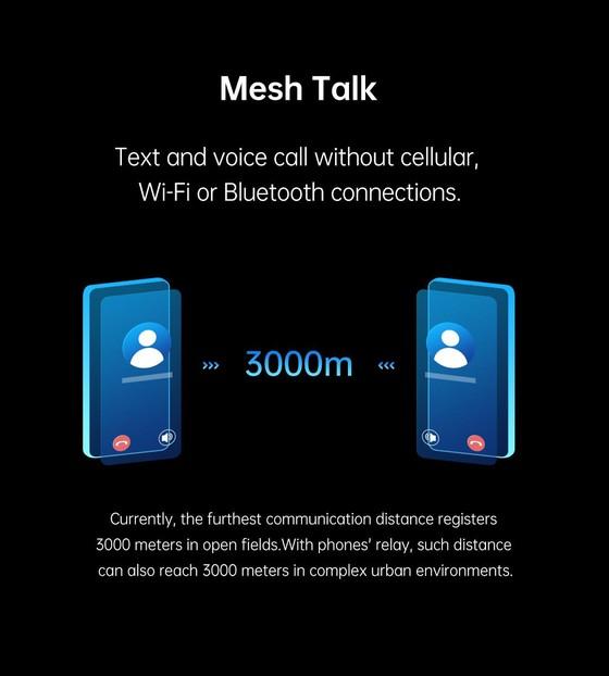 OPPO giới thiệu camera ẩn dưới màn hình và công nghệ MeshTalk ảnh 3