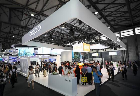 OPPO giới thiệu camera ẩn dưới màn hình và công nghệ MeshTalk ảnh 5