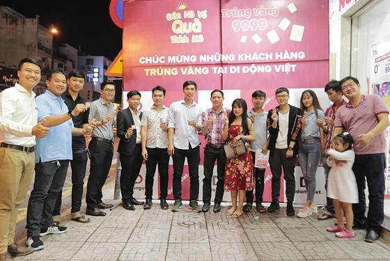 Cơ hội trúng vàng 9999  tại Di Động Việt. ảnh 1