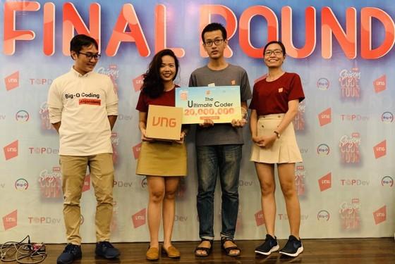Saigon Code Tour, sân chơi cho các lập trình viên trẻ tuổi ảnh 3