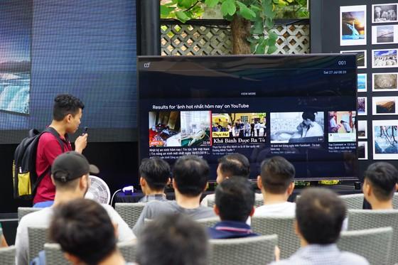 Sony Android TV - Tối ưu trải nghiệm người dùng với Google Assistant ảnh 1