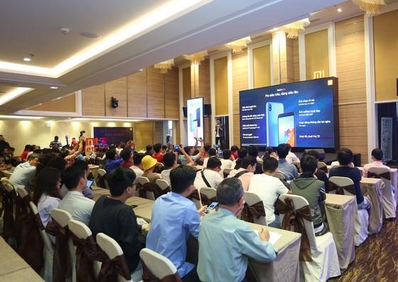 Xiaomi ra ra hàng loạt sản phẩm mới tại Việt Nam ảnh 1
