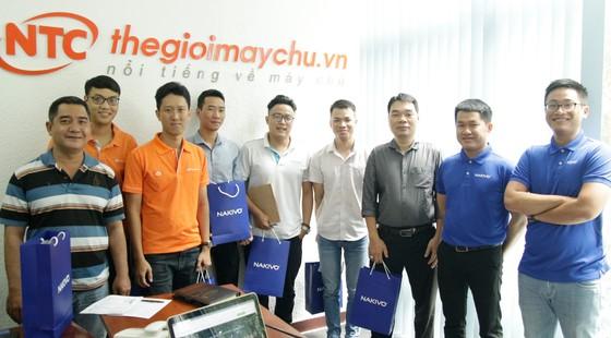 Nhất Tiến Chung ký kết hợp tác với NAKIVO phân phối nền tảng backup máy ảo ảnh 2
