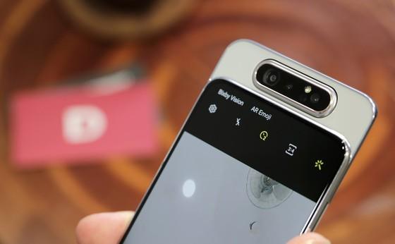Galaxy A80 mở bán với giá chỉ 10,7 triệu, duy nhất ngày 1-8 tại Di Động Việt ảnh 3